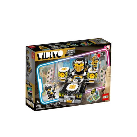 Lego-Vidiyo Robo HipHop Car 387 Pieces