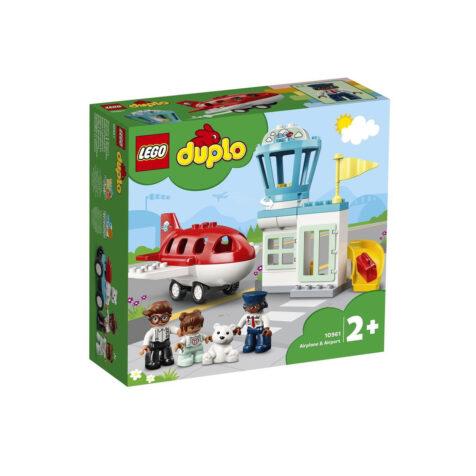 Lego-Duplo Airplane & Airport 28 Pieces