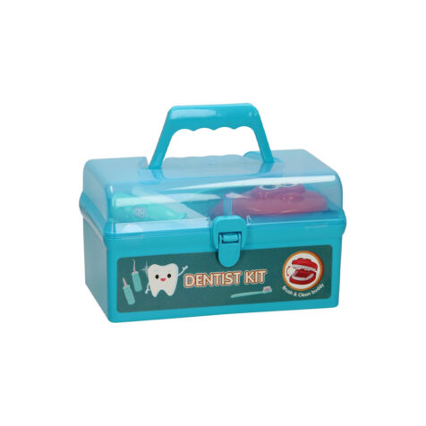 Johntoy-Dentist Playset In Carry Case