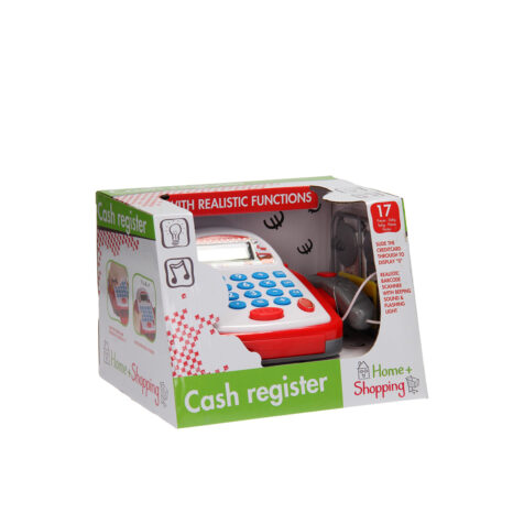 Johntoy-Home And Shopping Cash Register
