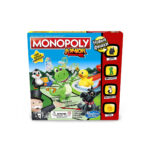 სამაგიდო თამაში მონოპოლია Monopoly Junior Hasbro