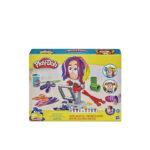 საძერწი ნაკრები თმის სალონი Play-doh Crazy Cuts Stylist Hair Salon Play Set Hasbro