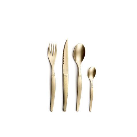 Amefa Lou Laguiole Cutlery Set 1x16