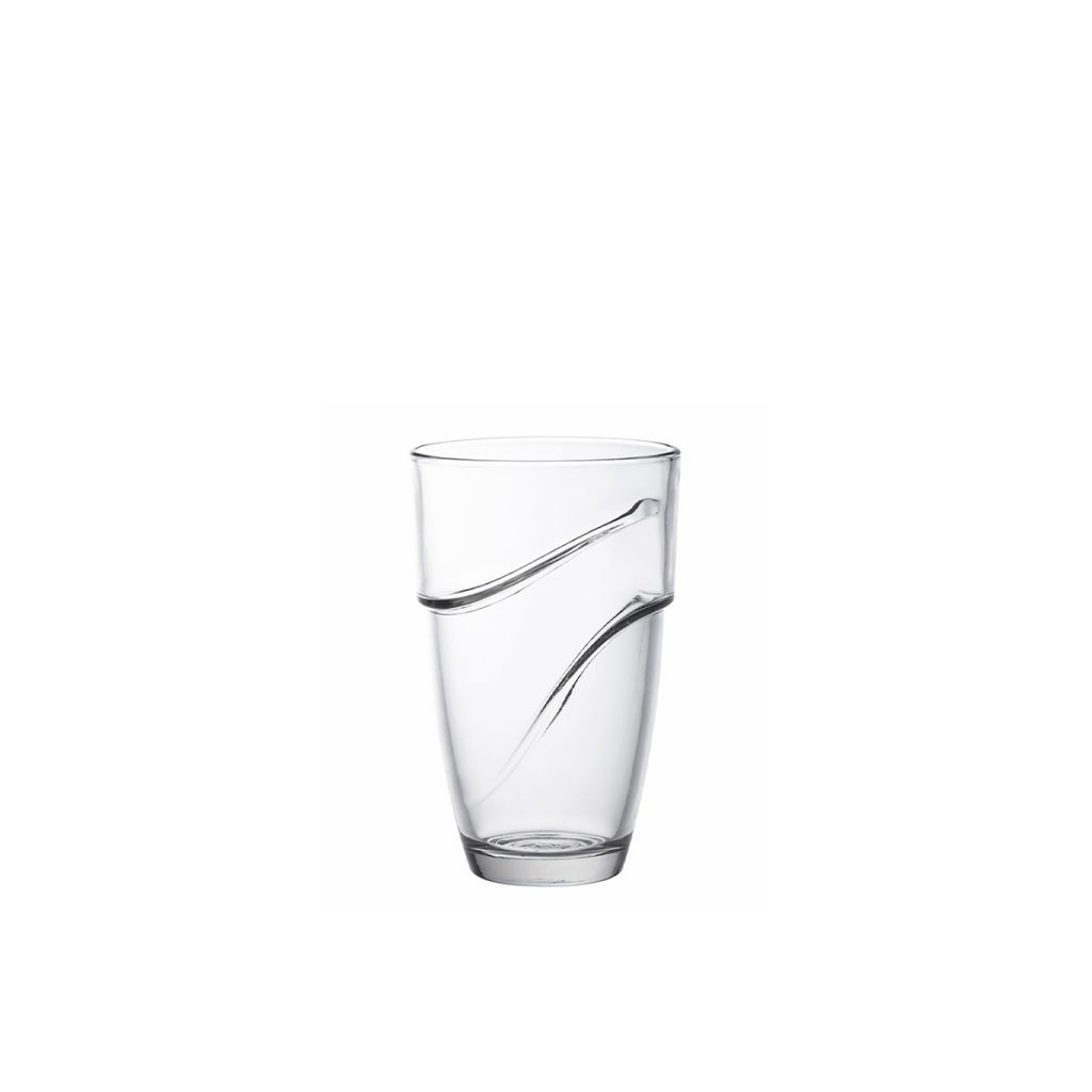 Duralex Wave Glass For Water/Juice 360 ML